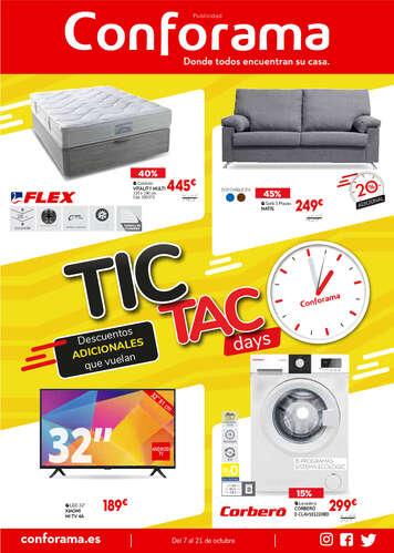 Tic tac days; Descuentos adicionales que vuelan- Page 1