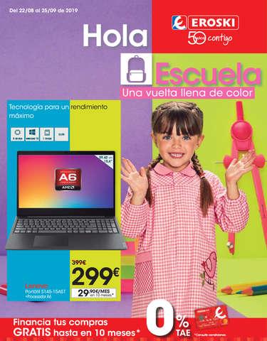 - Hola Escuela -- Page 1