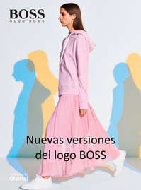 Nuevas versiones del logo BOSS