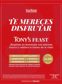 Tony's Feast