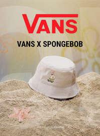 Vans x Spongebob
