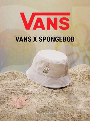 Vans x Spongebob- Page 1
