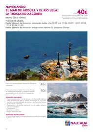 Turismo Náutico - Experiencias en Galicia