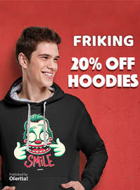 20% off Hoodies