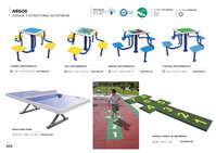 Catálogo de mobiliario 2020