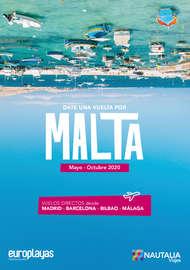 Date una vuelta por Malta