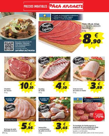 maratón Aislar Marco Polo  Catálogo de ofertas de Carrefour en Ceuta - Ofertia