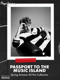 Passport to the music island