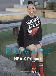NBA X Primark