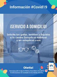 ¡Servicio a domicilio! - #Covid19