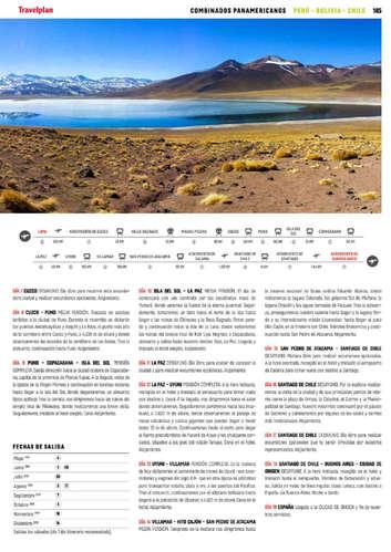 Circuitos por America- Page 1