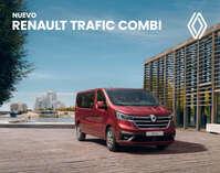 Renault Trafic Combi 2021