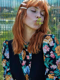 Two floral