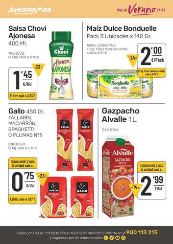 Vive un verano único con nuestros productos más refrescantes- Page 1