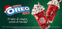 Christmas Oreo Shake