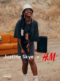 Justin Skye x HM