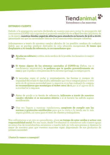 Comunicado #Covid19- Page 1