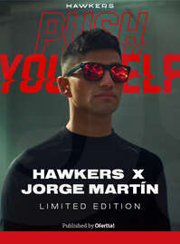 Hawkers x Jorge Martín