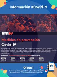 Medidas de prevención - #Covid19