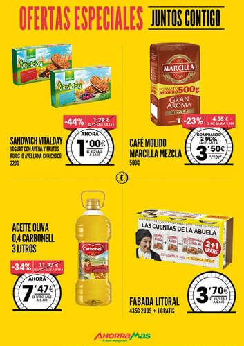 Ofertas especiales en el día mundial de frutas y verduras- Page 1