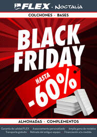 Black Friday - Hasta -60%