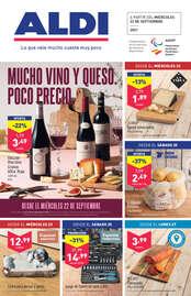 Mucho vino y queso. Poco precio