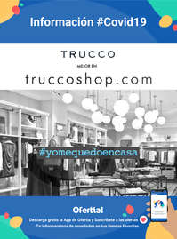 Información Trucco #Covid19 #yomequedoencasa