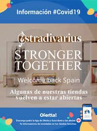 Información Stradivarius #covid19