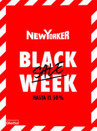Black Week. Hasta el 50%