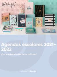 Agendas escolares 2021-2022 📒