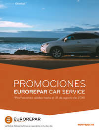 Promociones Euro Repar Car Services