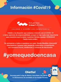 Información InterMOBIL #Covid19 #YoMeQuedoEnCasa