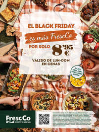 Black Friday en Fresc Co