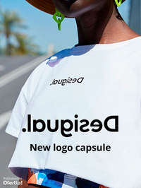New logo capsule