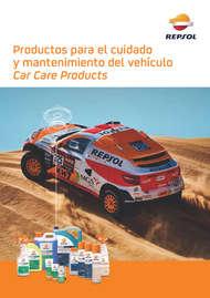 Productos para el cuidado y mantenimiento del vehículo 2020