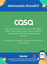 Información Casa #Covid19