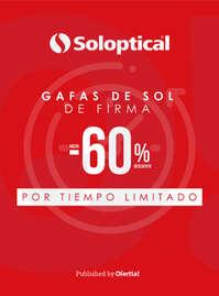 Gafas de sol de firma hasta -60% dto 🕶