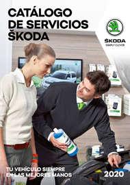 Catálogo de Servicios Skoda