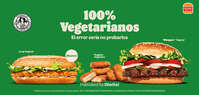 100% vegetarianos, pruébalos