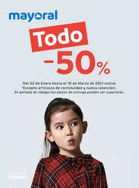 Todo -50%