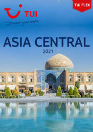 Asia Central 2021