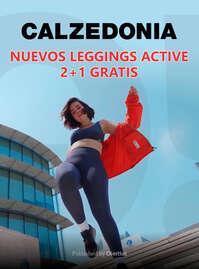 Nuevos Leggings Active. 2+1 gratis