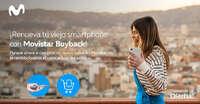 ¡Renueva tu viejo smartphone con Movistar Buyback!