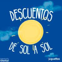 Descuentos de sol a sol