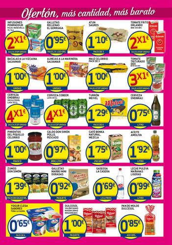 El supermercado de su barrio- Page 1