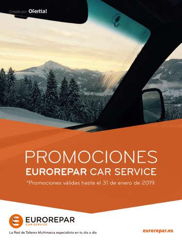 Promociones Eurorepar Car Service- Page 1