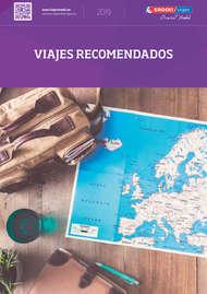 Viajes recomendados 2019