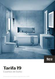 Tarifa 19 Cuartos de baño