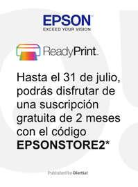 Aprovecha el código EPSONSTORE2*