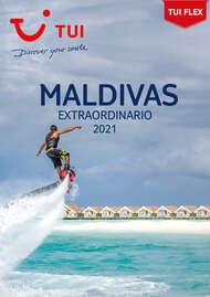 Maldivas extraordinario